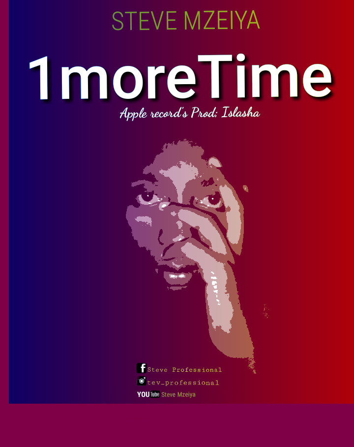 Photo of New AUDIO: Steve Mzeiya – 1 More Time | Download