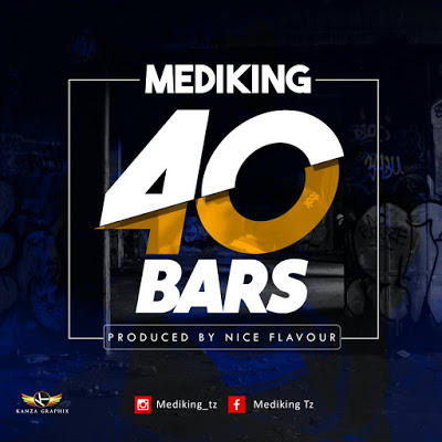 Photo of New AUDIO | Mediking – 40 Bars | Download