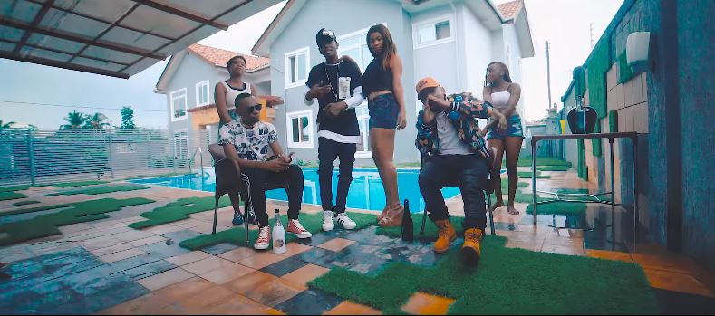 Photo of Young Killer X Billnass X Stamina (Video) – Aje Mwenyewe | Mp4 Download
