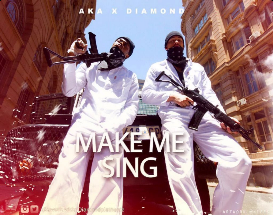 Photo of Audio | Diamond Platnumz x AKA – Make Me Sing (DJ Nestar Remix) | Mp3 Download