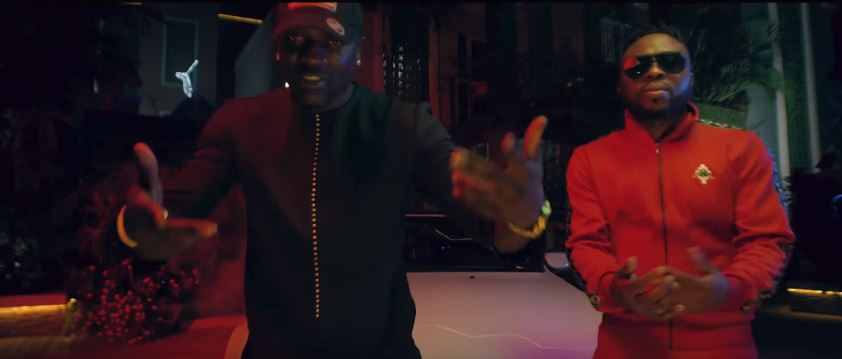 Photo of New VIDEO: Samklef ft. Akon –  Skelebe