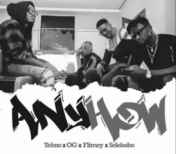Photo of New VIDEO: Tekno – Anyhow