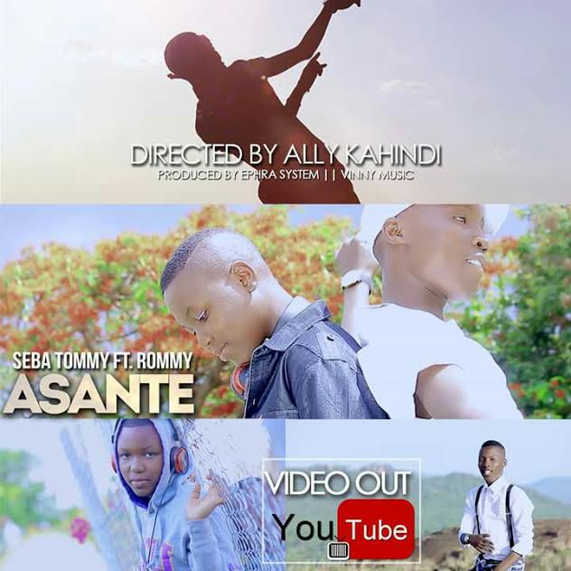Photo of Seba Tommy ft. Rommy (Video) – Asante | Mp4 Download