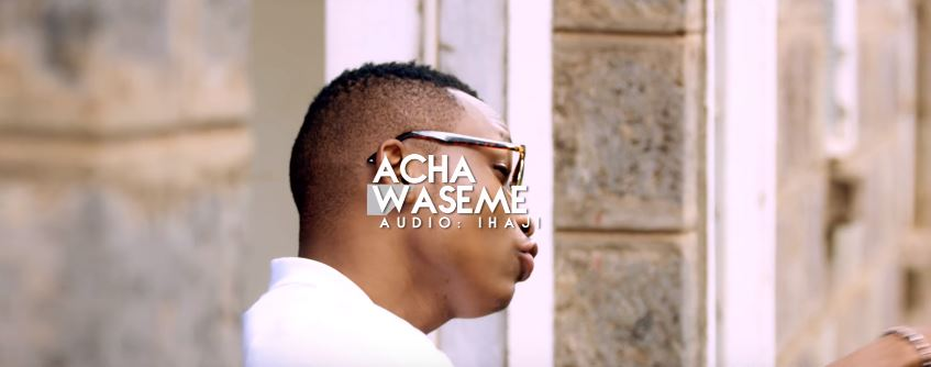 Photo of New VIDEO: Otile Brown – Acha Waseme