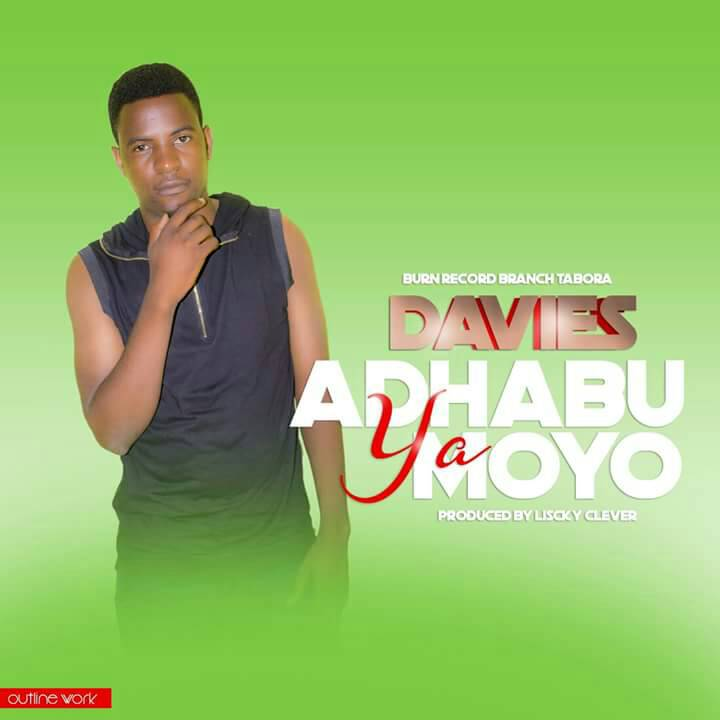 Photo of Audio | Davies – Adhabu Ya Moyo | Mp3 Download