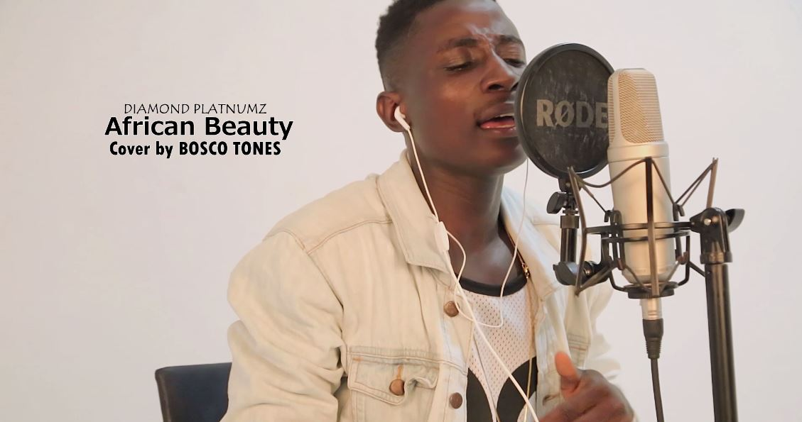 Photo of New VIDEO: Diamond Platnumz ft. Omarion – African Beauty | Cover by Bosco Tones