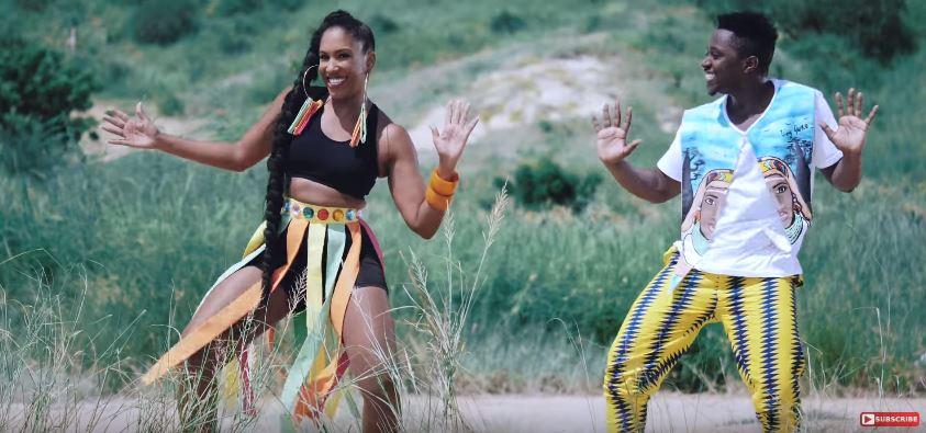 Photo of New VIDEO: Nsoki ft. Rayvanny – African Sunrise
