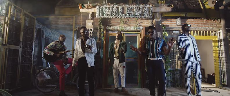 Photo of New VIDEO: Sauti Sol ft. Burna Boy – Afrikan Star