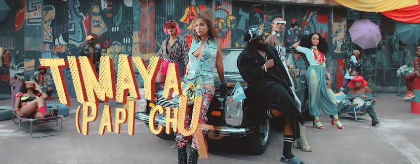 Photo of New VIDEO: Timaya – Ah Blem Blem