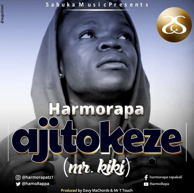 Photo of Audio | Harmorapa – Ajitokeze (Mr Kiki) | Mp3 Download