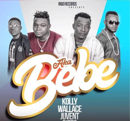 Photo of Audio | Kolly Ft Wallace,  Juvent &  Bizzo  – Aka Bebe | Mp3 Download