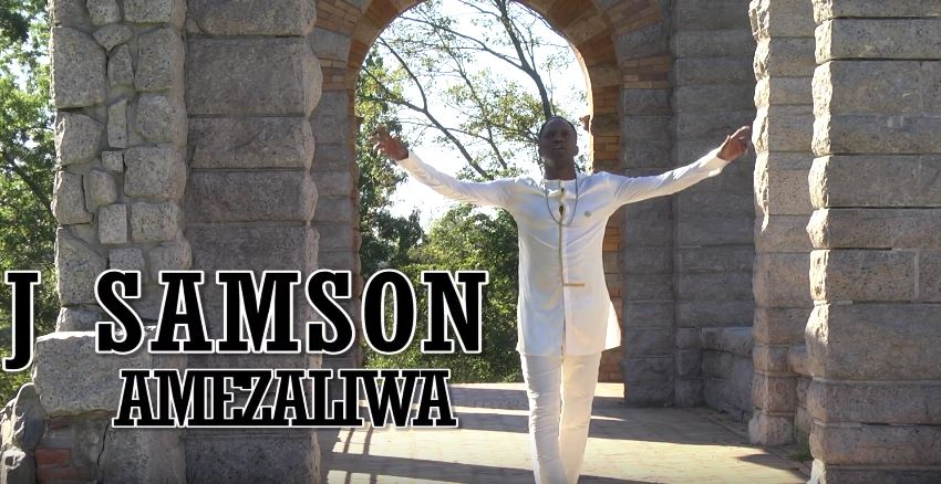 Photo of New VIDEO: J samson – Amezaliwa