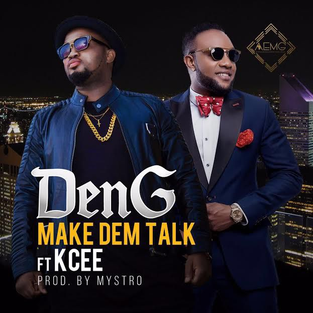 Photo of Audio | DenG ft. Kcee – Make Dem Talk | Mp3 Download