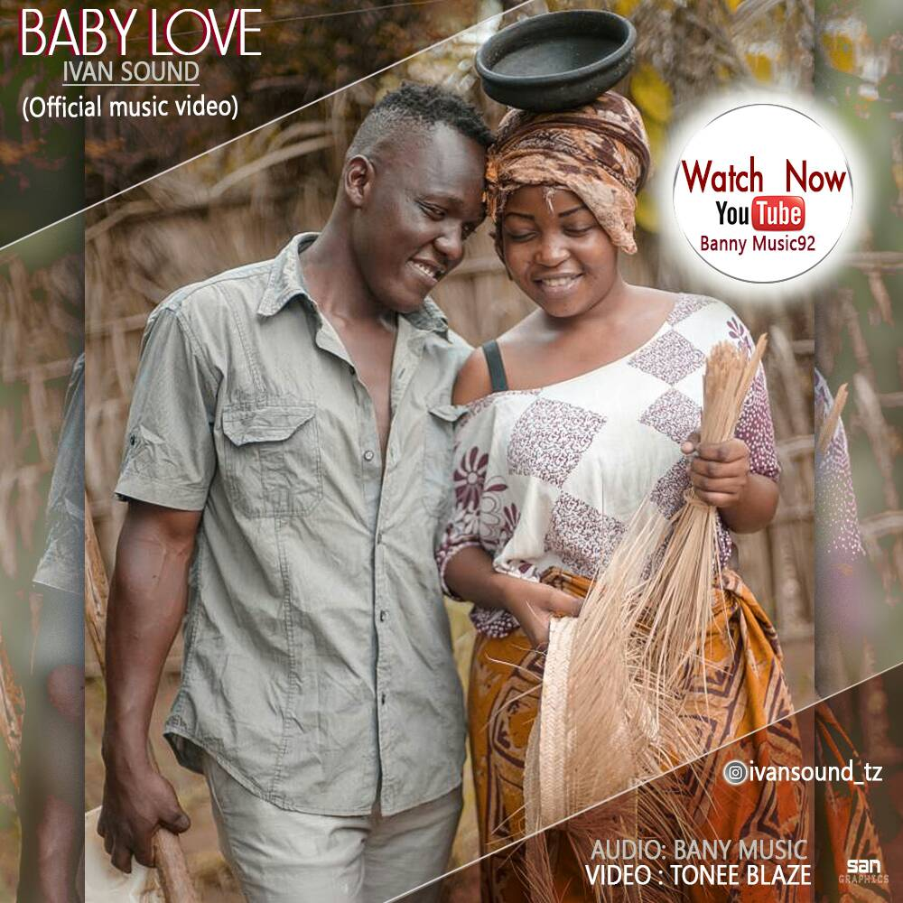 Photo of New AUDIO & VIDEO: Ivan Sound – Baby Love
