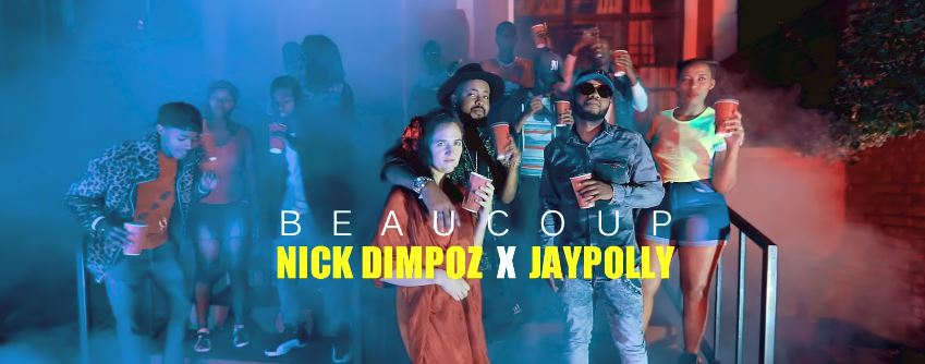 Photo of New VIDEO: Nick Dimpoz ft Jaypolly – Beaucoup