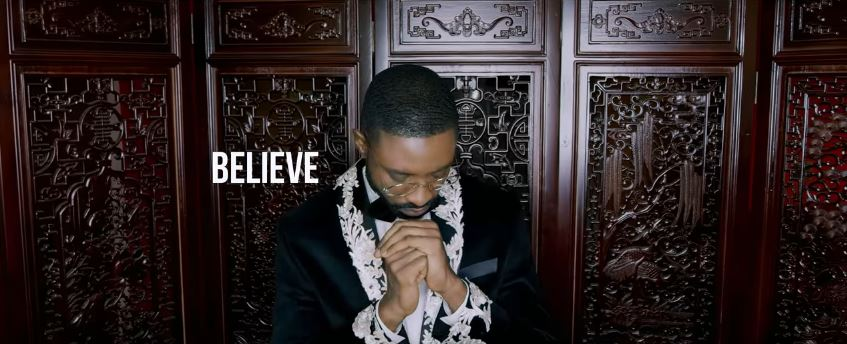 Photo of New VIDEO: Ric Hassani ft Falz & Olamide – Believe