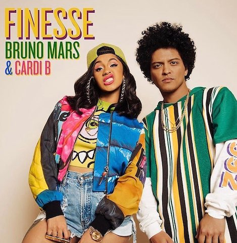Photo of New VIDEO: Bruno Mars ft Cardi B – Finesse