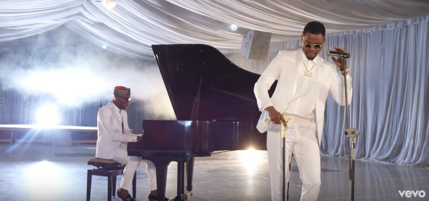 Photo of New VIDEO: DJ Spinall ft. Kizz Daniel – Baba