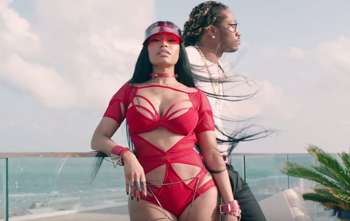 Photo of New VIDEO: Future ft Nicki Minaj – You Da Baddest