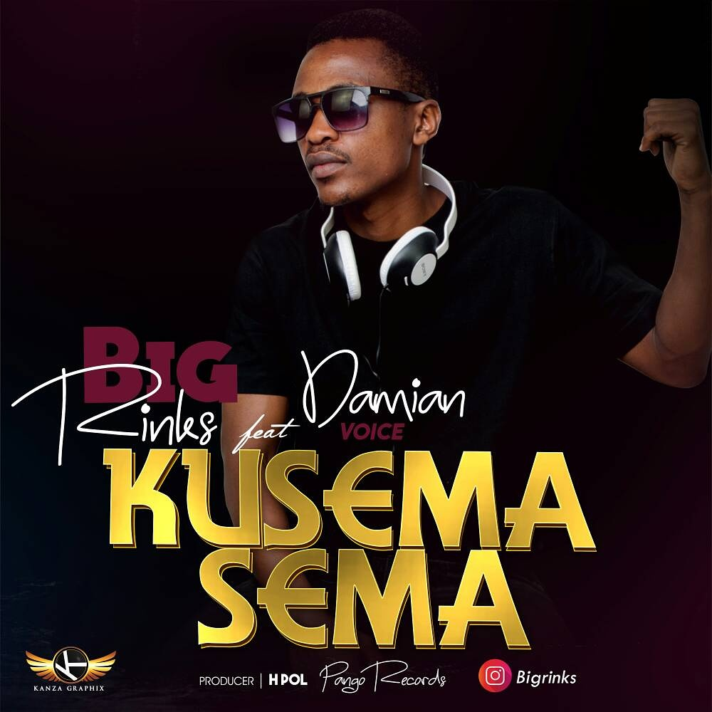 Photo of Audio | Big Rinks ft Damian Voice – Kusema sema | Mp3 Download