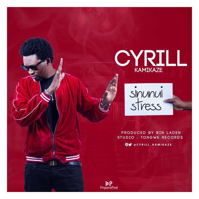 Photo of Audio | Cyril Kamikaze – Sinunui Stress | Mp3 Download
