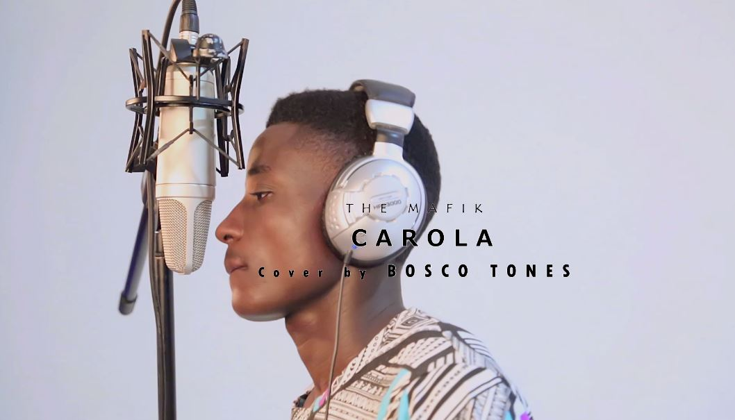Photo of New VIDEO: The Mafik – Carola | Cover by Bosco Tones