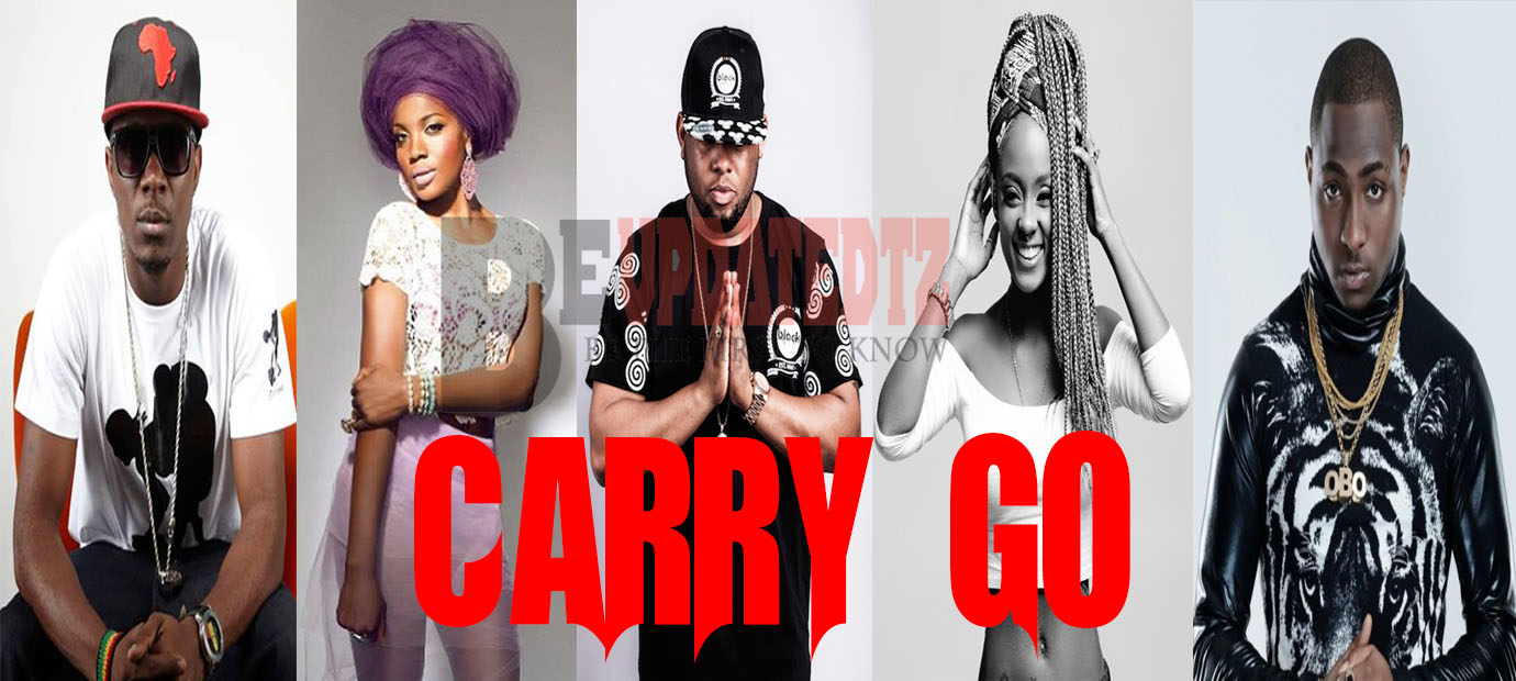 Photo of Audio | D-Black ft Davido, Seyi Shay, Vanessa Mdee & Stanley Enow – Carry Go | Mp3 Download