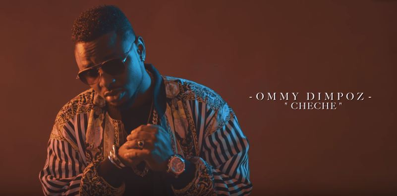 Photo of New VIDEO: Ommy Dimpoz – Cheche