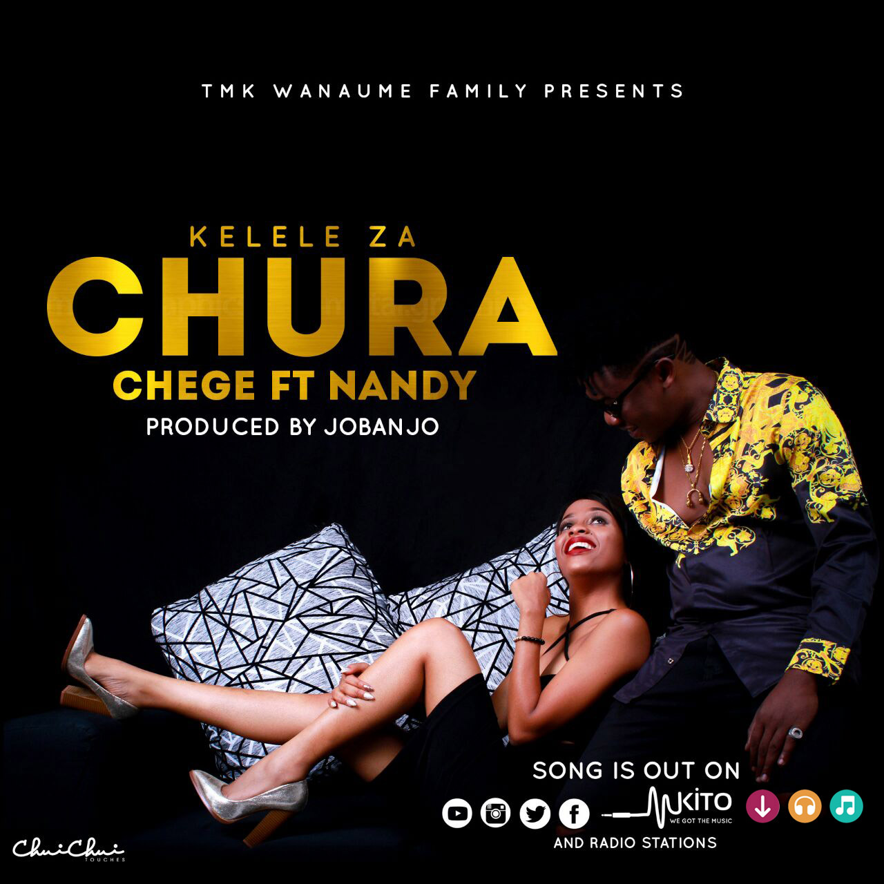 Photo of Audio | Chege ft. Nandy – Kelele za Chura | Mp3 Download