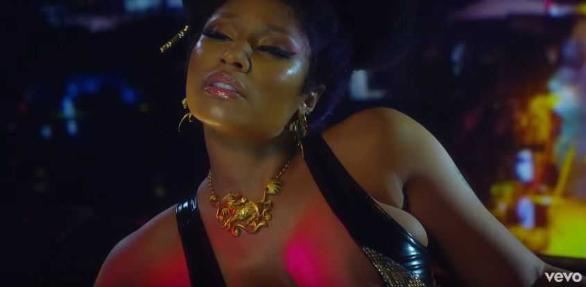 Photo of New VIDEO: Nicki Minaj – Chun-Li