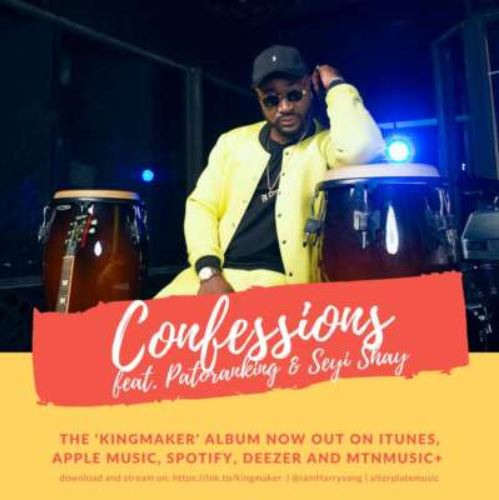 Photo of New VIDEO: Harrysong ft Seyi Shay & Patoranking – Confessions