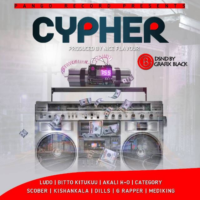 Photo of Audio | Akali HO, Luddo, Bitto Kitukuu, Category, Scober Mc, Kishankala & Meddiking – Cypher | Mp3 Download