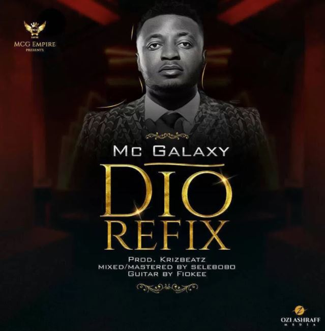 Photo of New AUDIO: Mc Galaxy – DIO