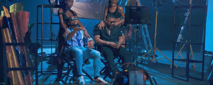 Photo of New VIDEO: Larry Gaaga ft Davido – Doe