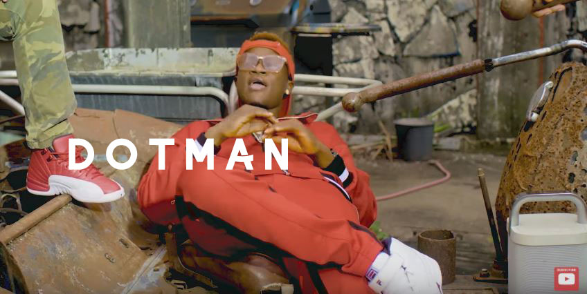 Photo of New VIDEO: Dotman – Poppin Bottles