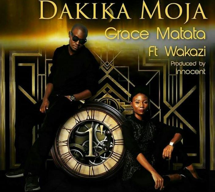 Photo of Audio | Grace Matata Ft Wakazi – Dakika Moja | Mp3 Download