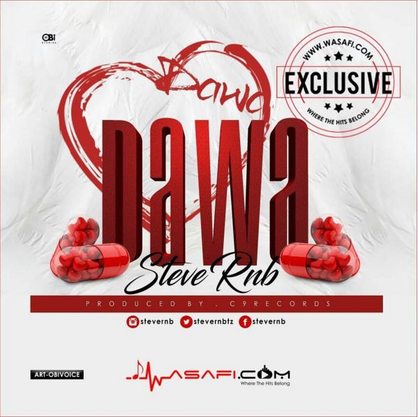 Photo of Audio | Steve RnB – DAWA | Mp3 Download