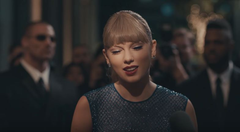 Photo of New VIDEO: Taylor Swift – Delicate