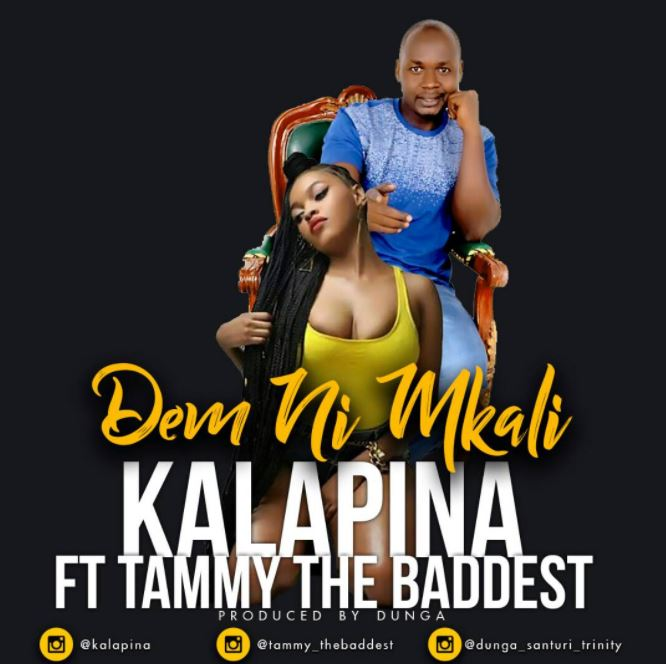 Photo of Audio | Kalapina Ft Tammy The Baddest – Demu Ni Mkali | Mp3 Download