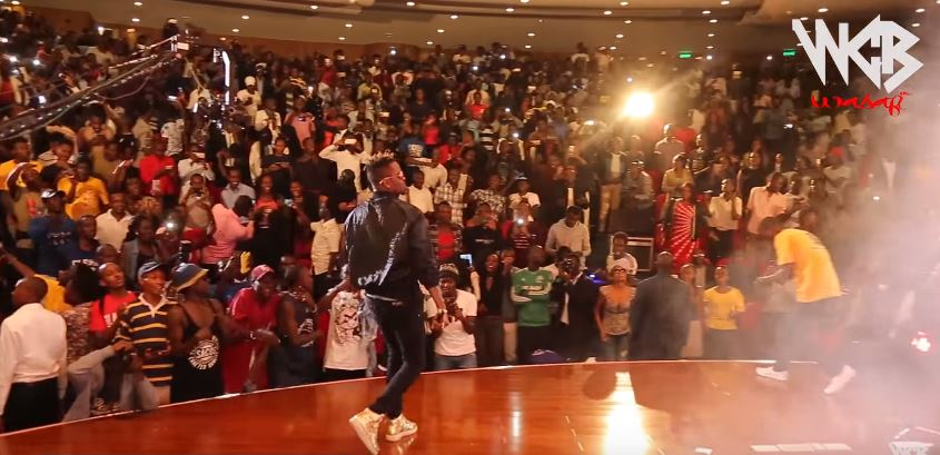 Photo of Diamond Platnumz – NTV LIVE PERFOMANCE in Kenya   Watch & Download