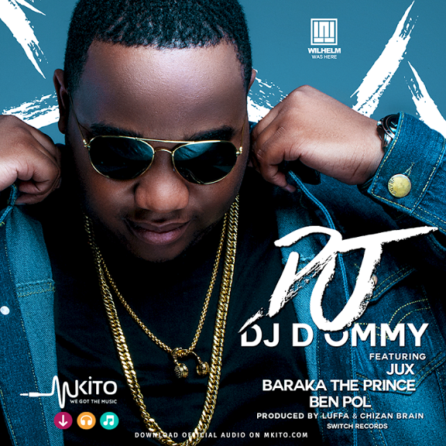 Photo of Audio | Dj D-Ommy ft Jux X Baraka The Prince X Ben Paul – DJ | Mp3 Download