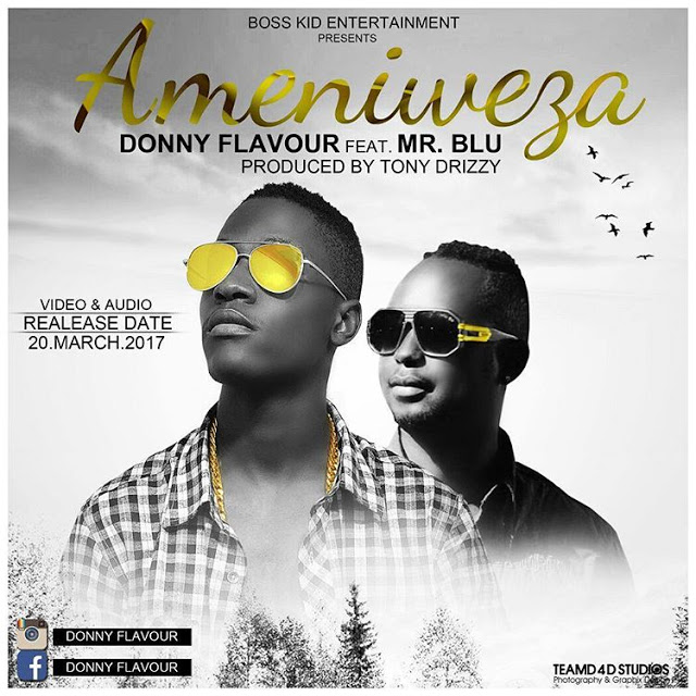 Photo of Audio | Donny Flavour Ft Mr Blue – Ameniweza | Mp3 Download