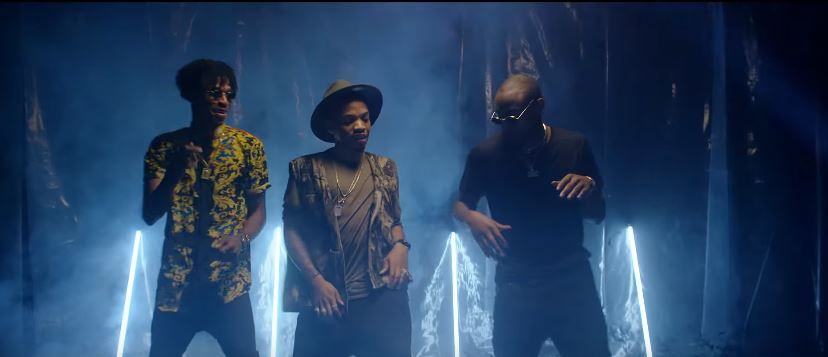 Photo of Krizbeatz ft. Davido, Tekno (Video) – Erima | Mp4 Download