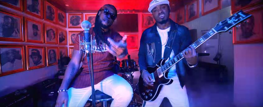 Photo of New VIDEO:  Fiokee ft Flavour – Very Connected