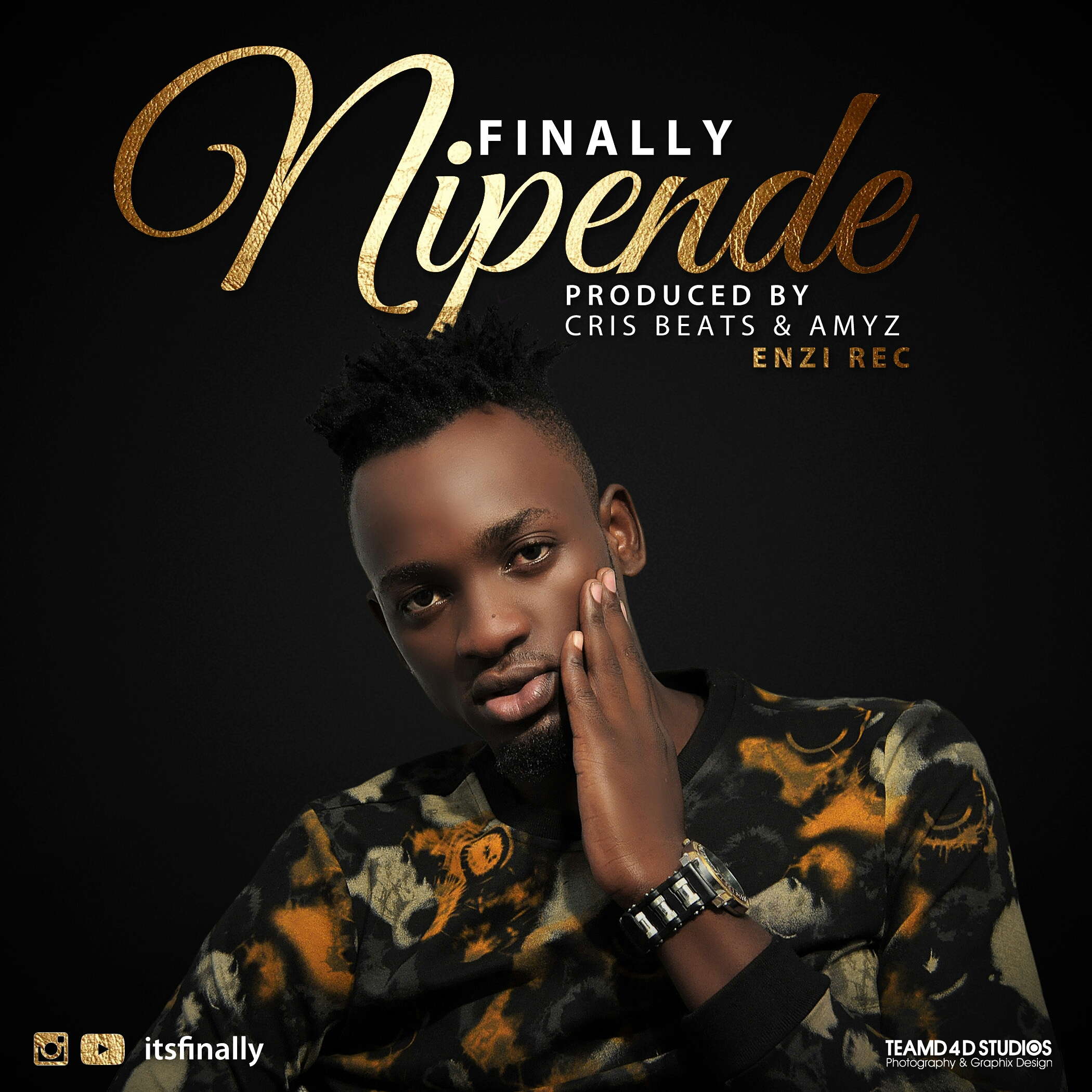 Photo of Audio | Finally – Nipende | Mp3 Download