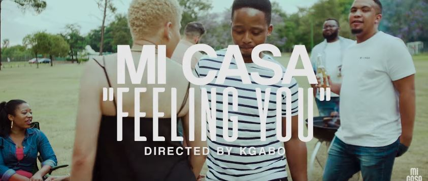 Photo of New VIDEO: MI CASA – Feeling You