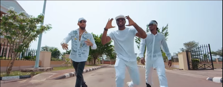 Photo of Phyno ft. P Square (Video) – Financial Woman | Mp4 Download