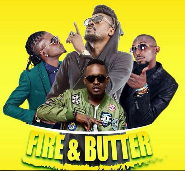 Photo of New AUDIO: Radio & Weasel ft Beenie Man & M.I – Fire & Butter