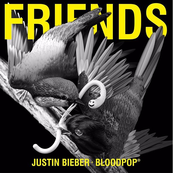 Photo of New AUDIO: Justin Bieber & BloodPop – Friends