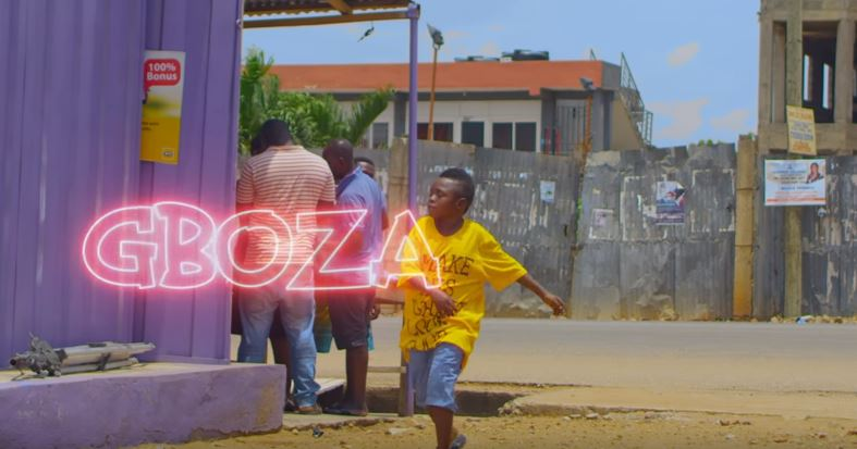 Photo of Sarkodie (Video) – Gboza | Mp4 Download